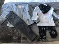 BRAND NEW BABY GIRL CLOTHES!  Brampton, L6Z