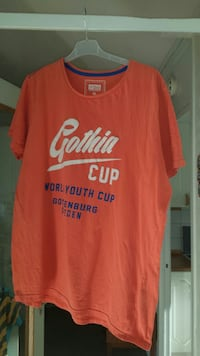 Orange T-shirt i Gothia Cup