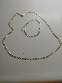 A brand new 24in chain end a bracelet for only $10 Toronto, M2J 3T8