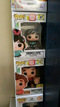 Wreck-it ralph pop vinyl  Lancaster, 93534