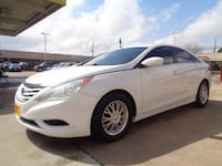 2011 HYUNDAI SONATA (IN HOUSE FINANCE)