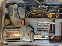 black and gray corded power tool Winnipeg, R2W 2K7