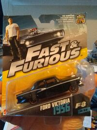 Fast & Furious Ford Victoria 1956 Oklahoma City