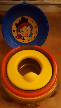 The First Years Disney potty system  Burnaby, V5H 4H7