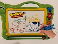 Meland Magnetic Drawing Board, Large Size Magna Drawing 多伦多, M6G 3T6