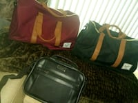Trying to get these three bags a new home never use them both Greenbelt, 20770