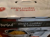 Pasta cooker and steamer - Parini Innisfil, L9S 0B2