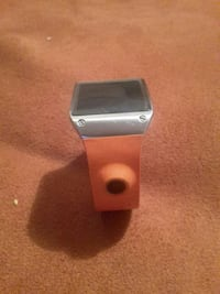 orange strap smartwatch Montreal, H2R