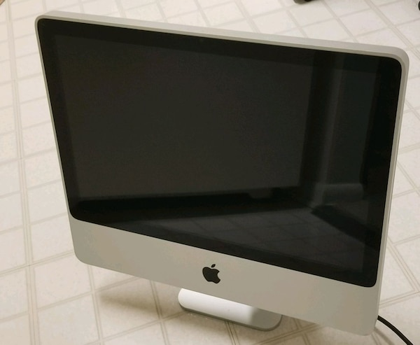 "iMac 20"" all in one"