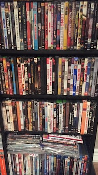 Assorted dvd movies, tv shows and box sets. thousands to choose from Toronto, M9V