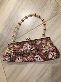 Hand beaded evening purse  London, N6M 0E5