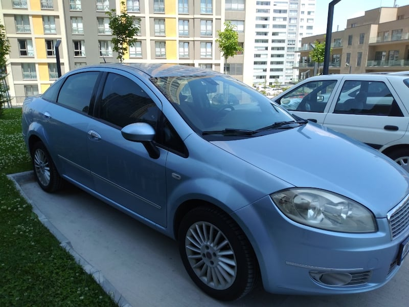 2009 Fiat Linea 1.6 MJET 105HP EMOTION 6AB ABS ECC AJ 0