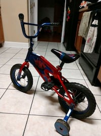 "12"" Spiderman bike Knoxville, 37931"