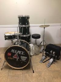 Mapex V series Drum kit Lancaster, 17603