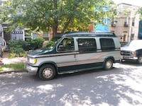 gray and black Ford Tourneo Connect minivan Washington, 20003