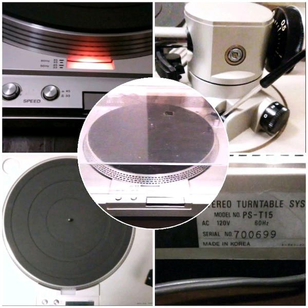 Vintage Sony turntable $65 049f0b81-f4d0-4ced-a511-158c0cd3a7cb