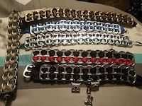 Homemade pull tab bracelets and key chains Winchester, 22601