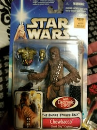Chewbacca Star Wars Figure NIB Martinsburg, 25404