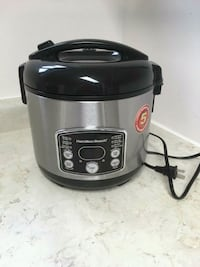 gray and black slow cooker Toronto, M8W 4K5