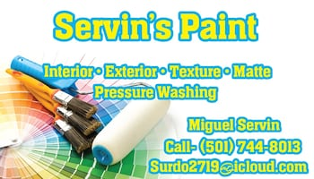 Paint job interior and exterior free quote