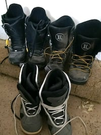 Snowboarding boots Sterling