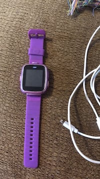purple Apple Watch with pink sports band Hephzibah, 30815