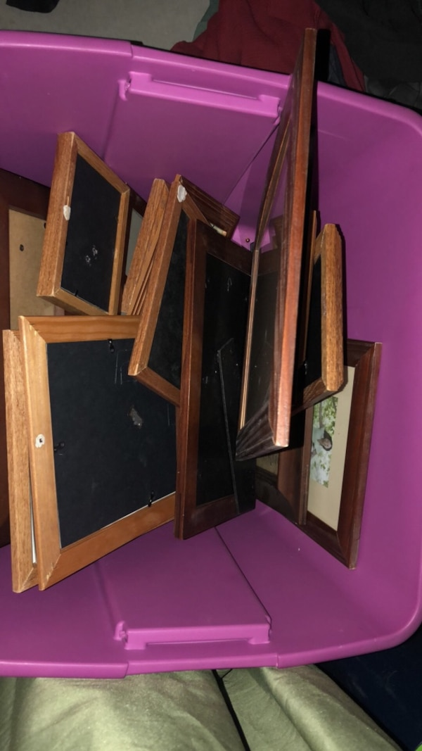 Used Paintable Wood Picture Frames For Sale In Bullhead City Letgo