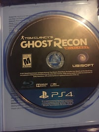 Ghost recon ps4 game case Bakersfield, 93301