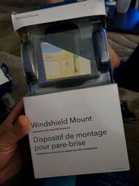 Windshield mount for gps/phone. brand new have 3 message me Edmonton, T5P 2N9