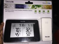 Wireless indoor and outdoor weather station Upper Marlboro, 20774