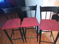 4 high Chairs Lake Elsinore, 92530