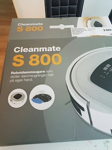 Cleanmate S8000 box