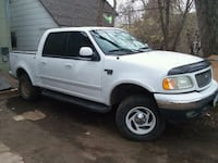 Ford - F-150 - 2001