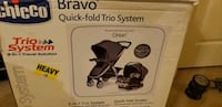 New stroller and car seat Rockville, 20850