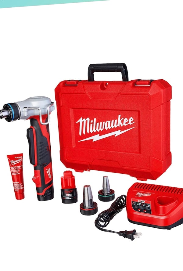 Milwaukee M12 12-Volt LITHIUM-ION ProPEX Expansion Tool KitM  c0c57bee-7359-4707-892a-29dd866432a9