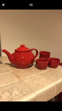 Brand New Tea Set - Mint Condition Alexandria, 22315