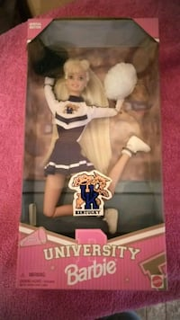 University Barbie (UK) never opened Taylor Mill, 41015