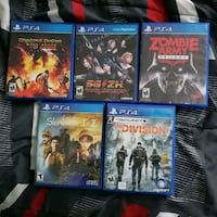 ps4 games for sale  Palm Coast