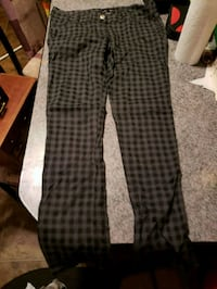 Black and grey checkered pants Winnipeg, R3C 3X3