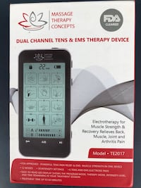 Tens & Ems therapy device  Jefferson, 21755