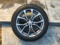 Winter Tires with Alloy Rims for Mercedes ML350 / 400 or GLE Mississauga, L4Z 2J6