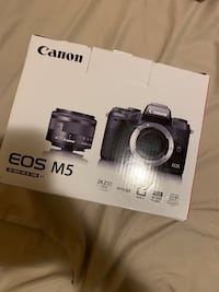 Canon M5 Mississauga, L4T 2T2