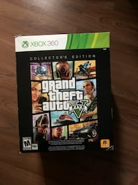 GTA 5 Xbox 360 collectors edition Cambridge, N1R 7Z3