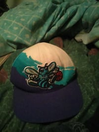 blue, white, and teal , Charlotte stingers fitted  Hazel Green, 35750