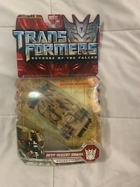 Transformers revenge of the fallen deluxe class brawl Westbury