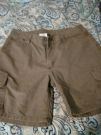 Carhartt Brown shorts size 8 Asheville