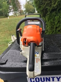 Stihl ms261 professional grade chainsaw