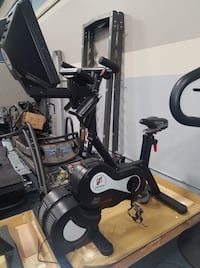Used Expresso HDU Upright Bike