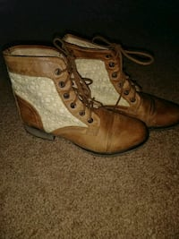 Tan Boots Lubbock, 79401
