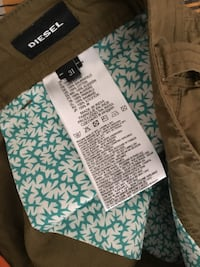Brand new diesel men shorts 31-32  Toronto, M1K 5J8